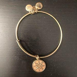 Alex & Ani Gold Bracelet